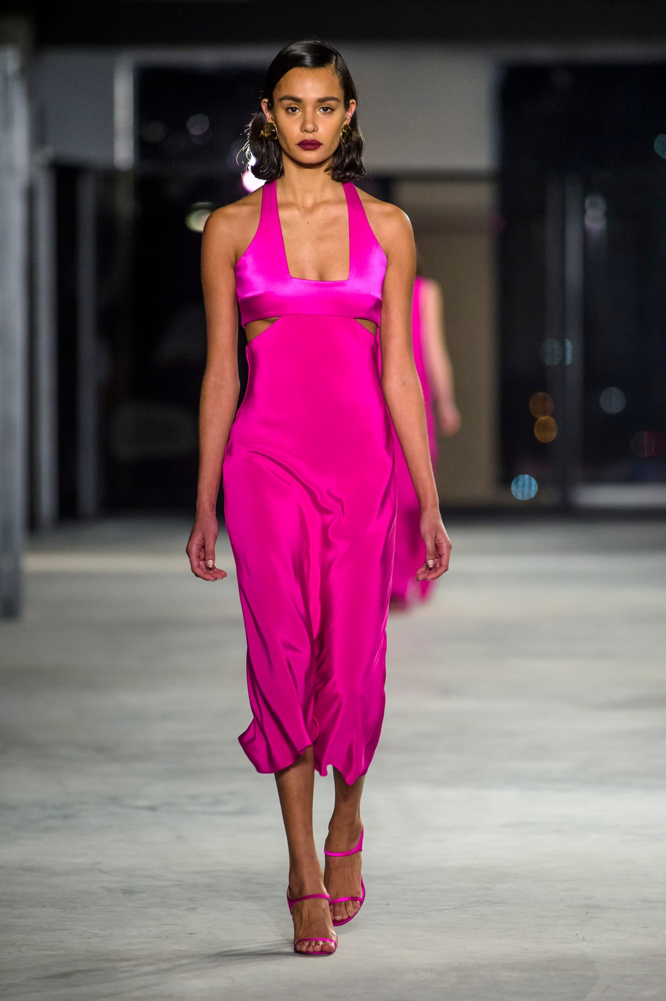Fall 2018 Fashion Trend Fuschia 1
