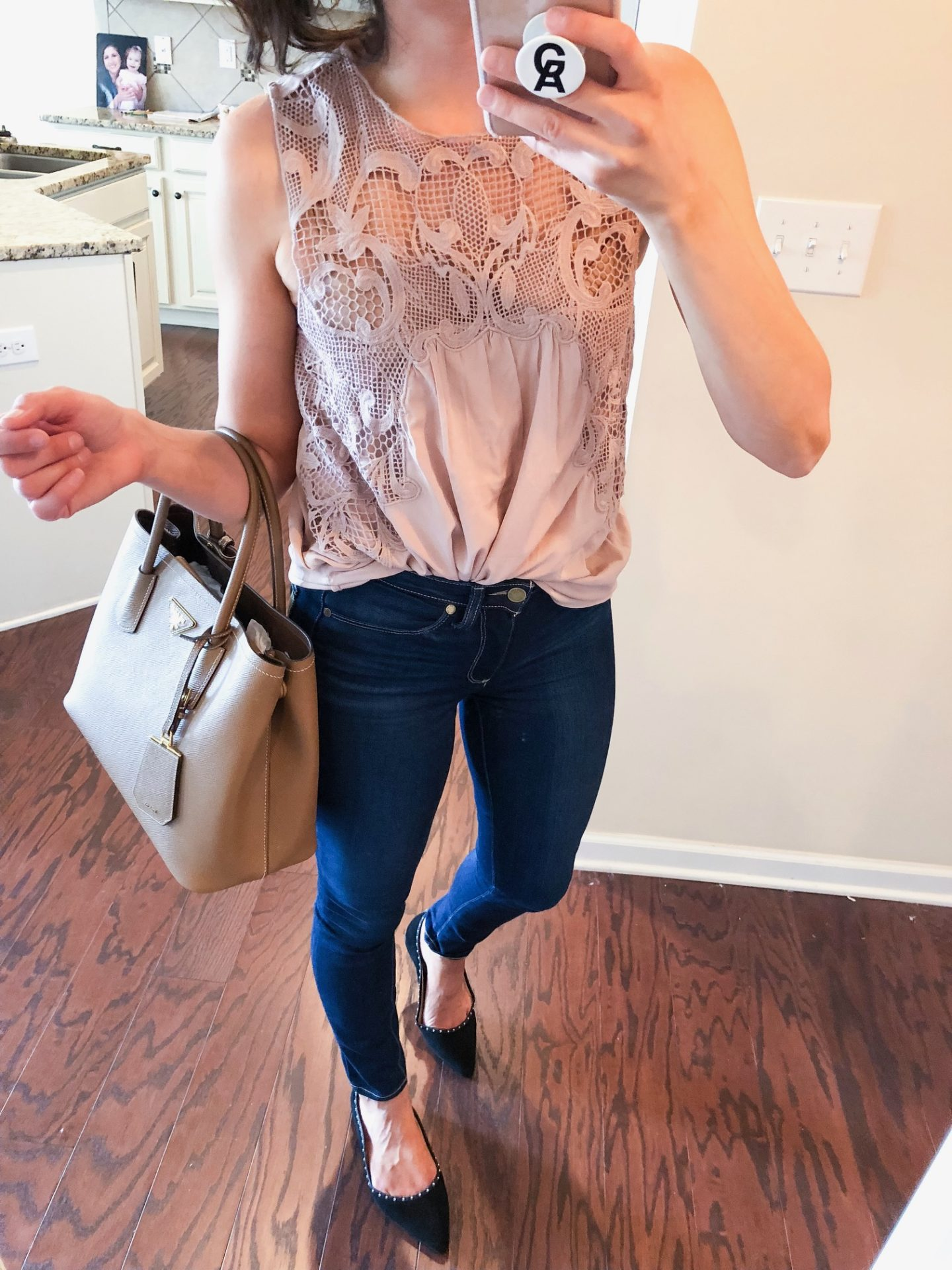 Nordstrom Anniversary Sale Fifteen Minutes to Flawless Chelsea 28 Top
