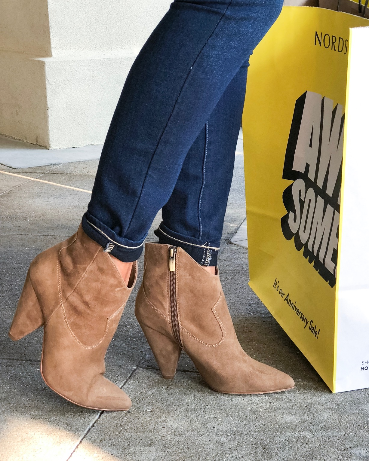 Nordstrom Anniversary Sale Vince Camuto Movina Booties