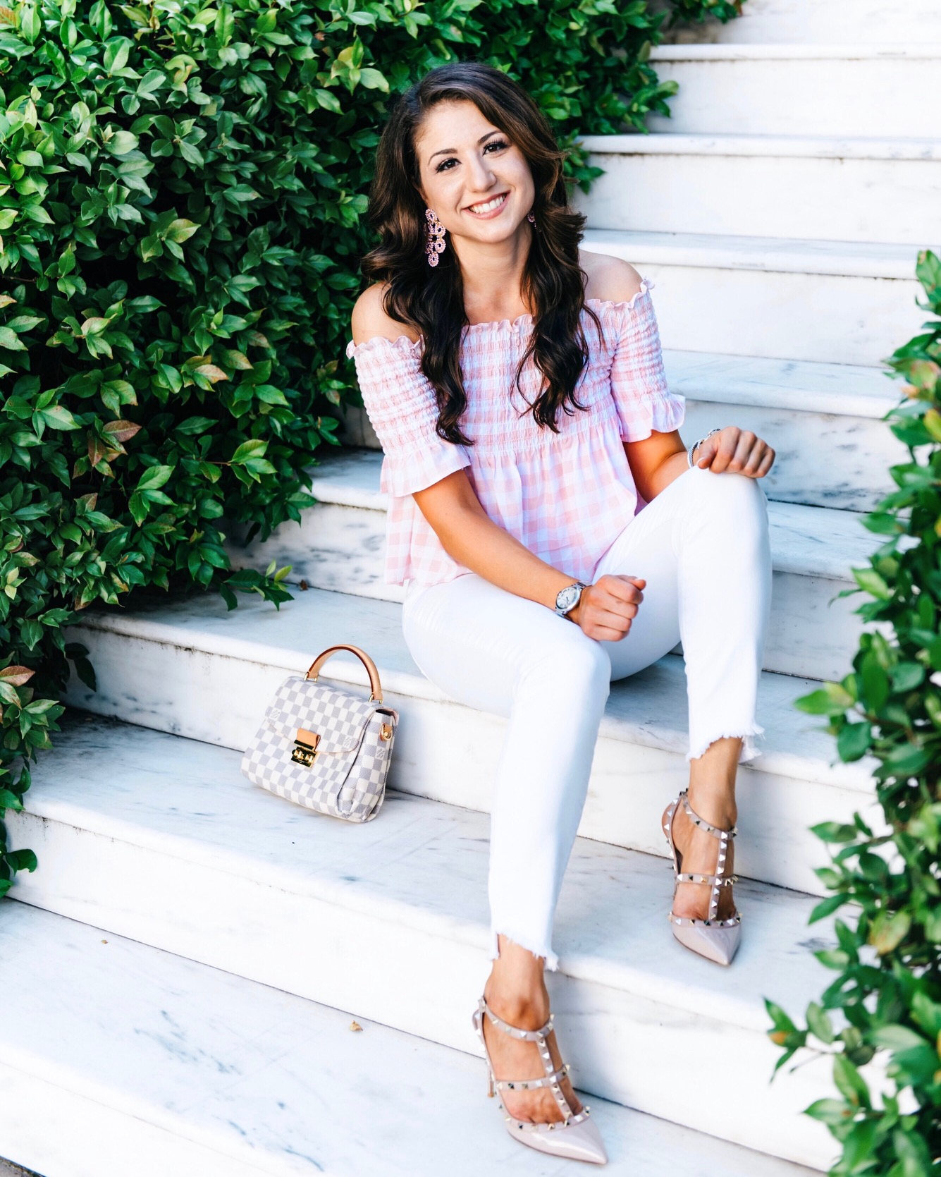 Church Street Charleston Fashion Blogger
