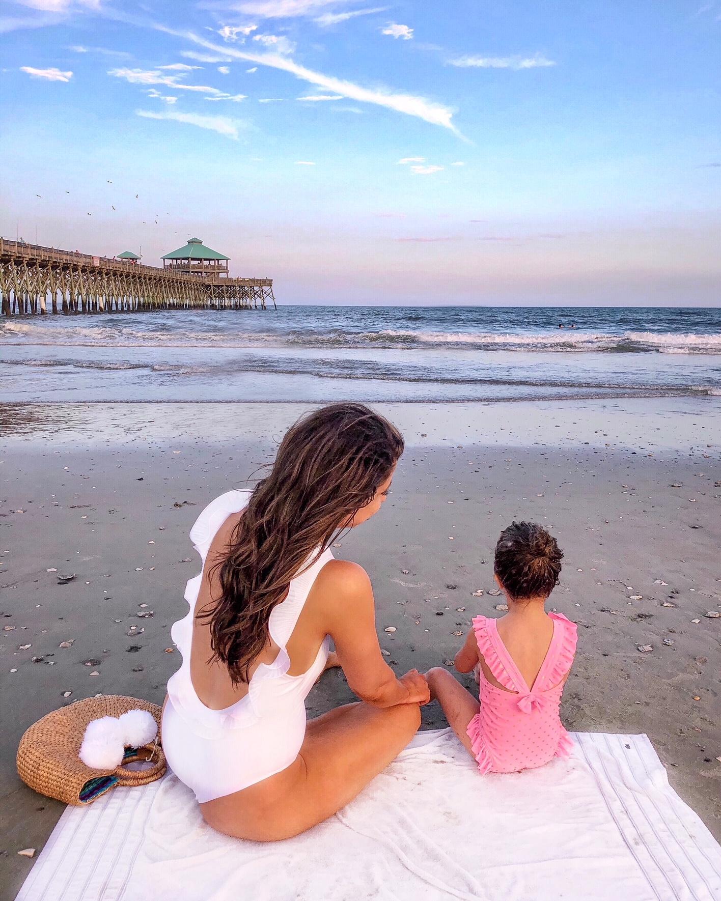 Sunset Folly Beach