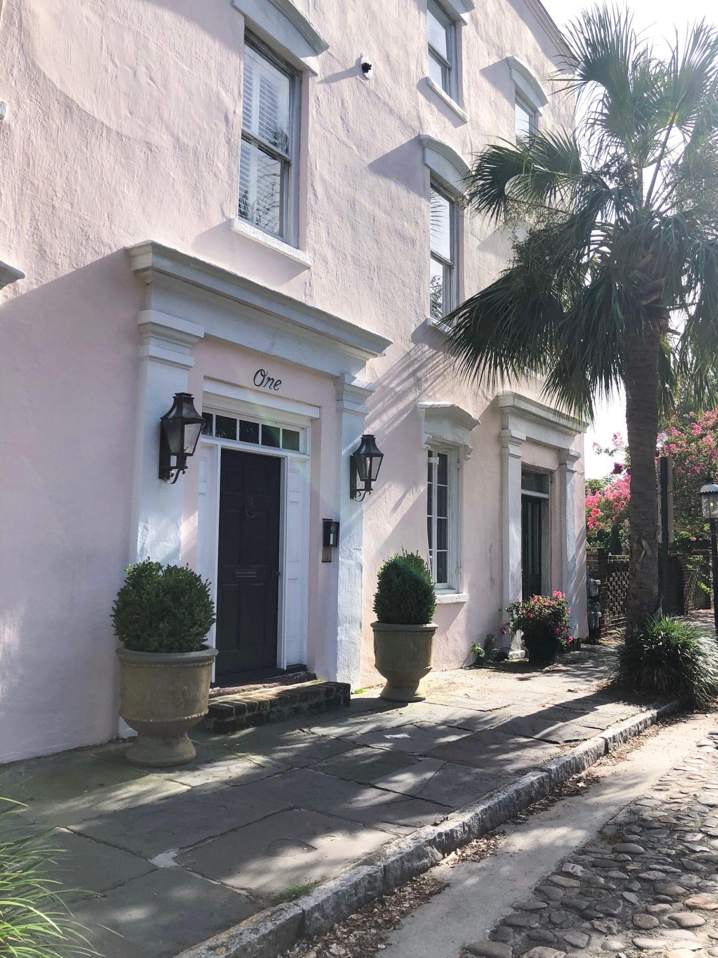 Chalmers Street Charleston SC