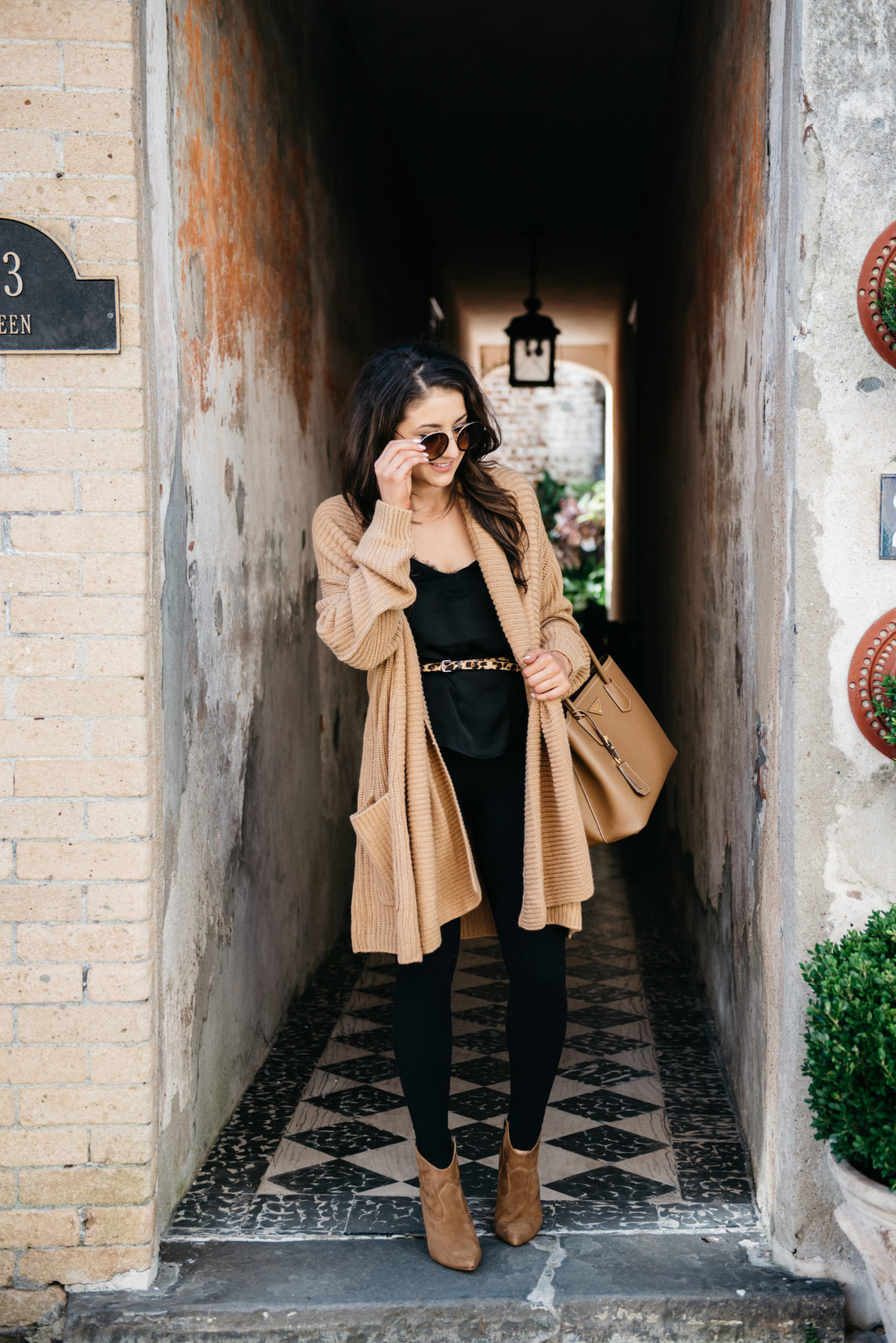 How to style a cardigan for Fall