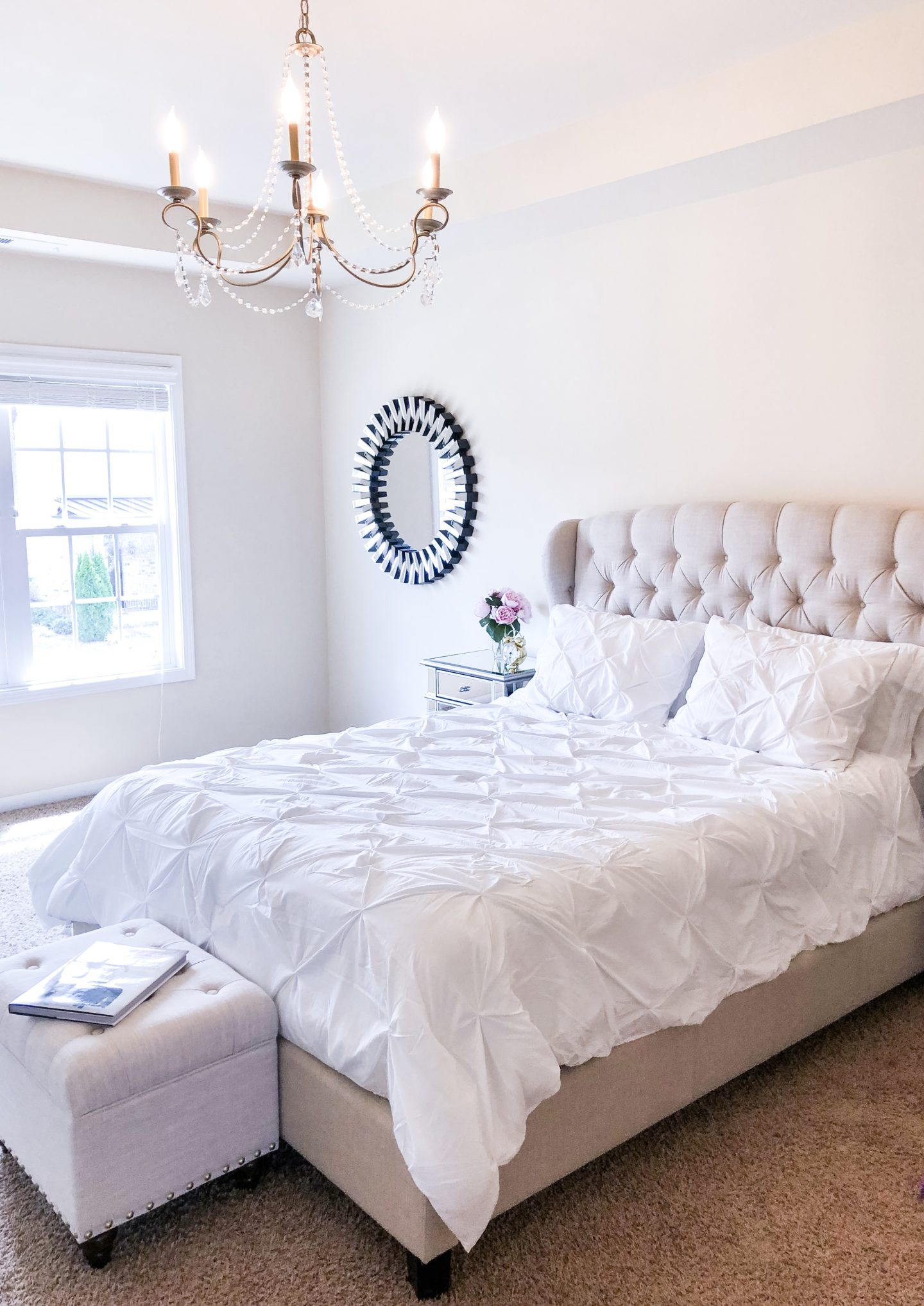 Fifteen Minutes to Flawless Master Bedroom