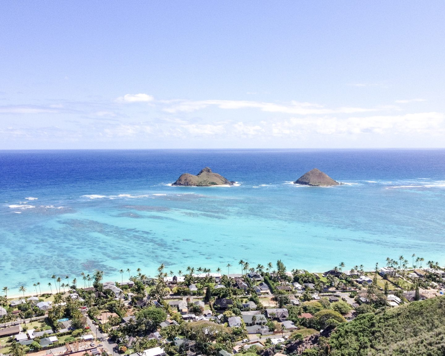 Best Beaches on Oahu Lanikai Beach