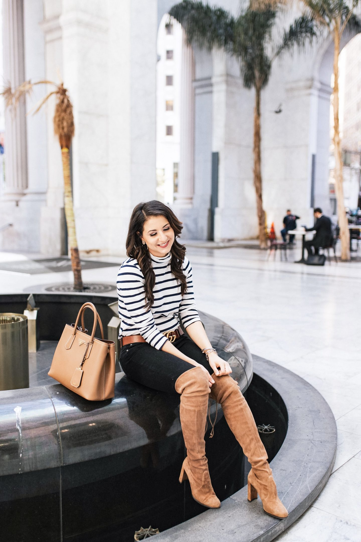 Fifteen Minutes to Flawless Charlotte Fashion Blogger