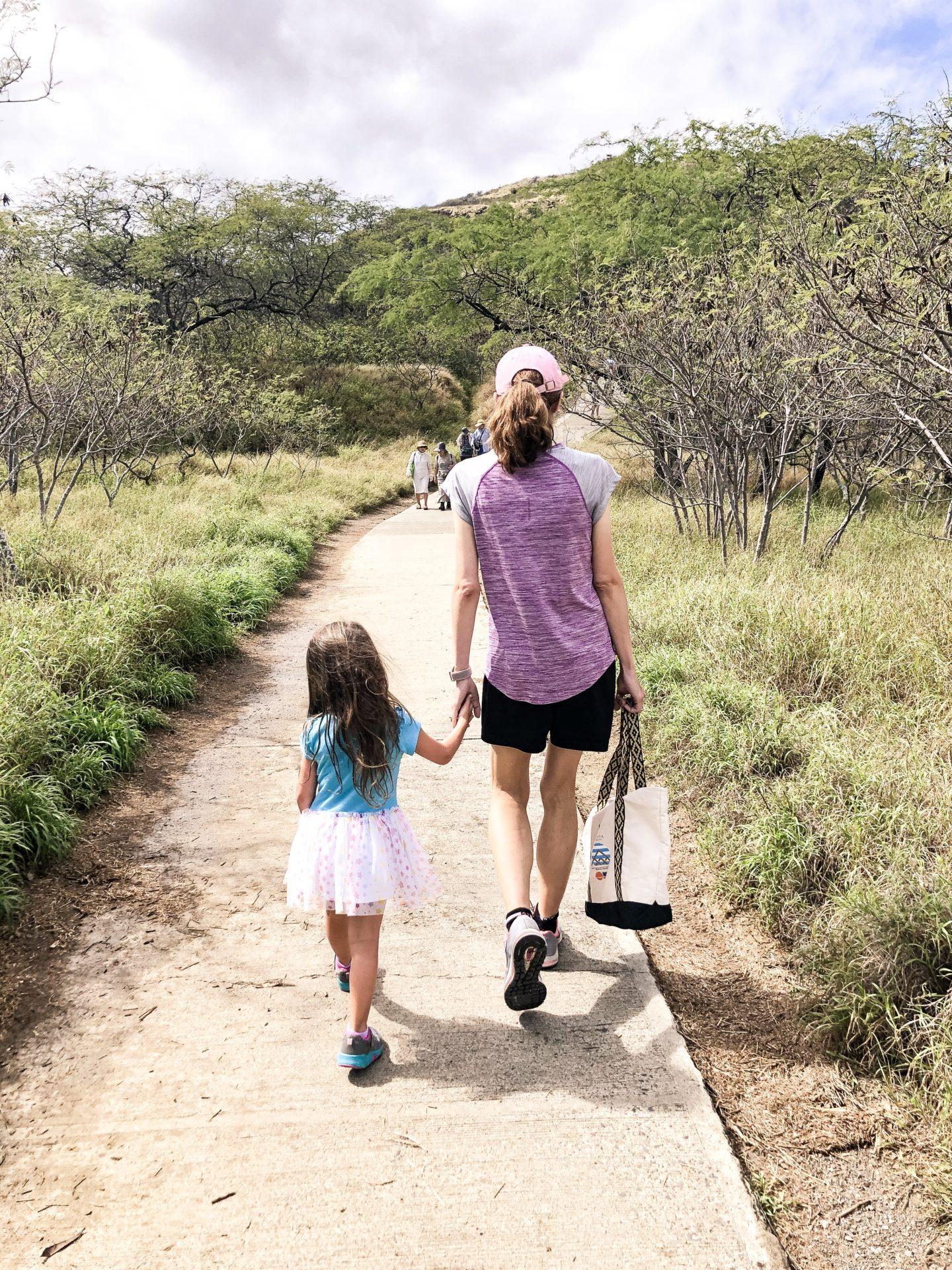 Diamond Head Hike Kid Friendly Activities on Oahu